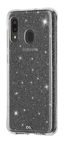 Étui Sheer Crystal de Case-Mate pour Samsung Galaxy A20, transparent Image de l'article