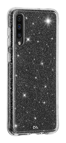 Case-Mate Sheer Crystal Case for Samsung Galaxy A50, Clear Product image