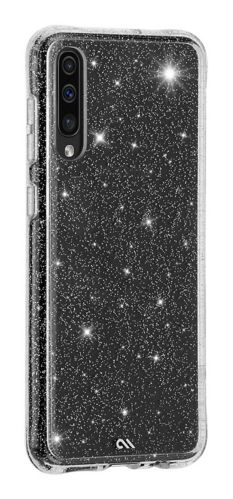 Case-Mate Sheer Crystal Case for Samsung Galaxy A70, Clear Product image