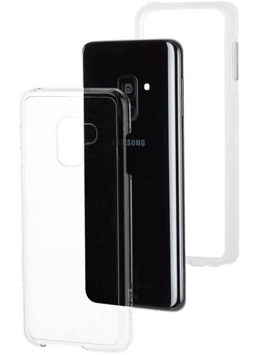 Étui Tough de Case-Mate pour Samsung GalaxyA8, transparent Image de l'article