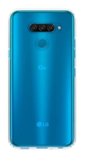 Étui Though de Case-Mate pour LG Q60, transparent Image de l'article