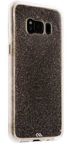 Case-Mate Sheer Glam Case for Samsung Galaxy S8, Champagne Product image