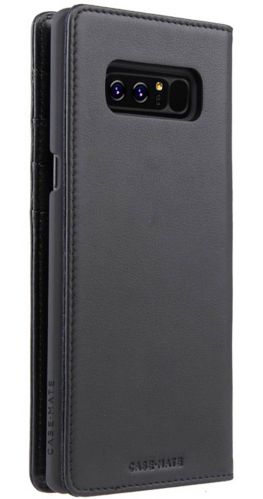 Galaxy Note 8 Case-Mate Wallet Folio Case for Samsung Galaxy Note 8, Black Product image