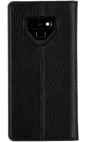 Galaxy Note 8 Case-Mate Wallet Folio Case for Samsung Galaxy Note 9, Black Product image