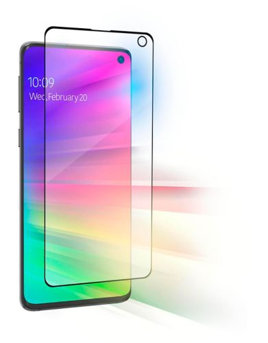 ZAGG InvisibleShield GlassFusion VisionGuard Hybrid Glass Screen Protector for Samsung Galaxy S10 Product image