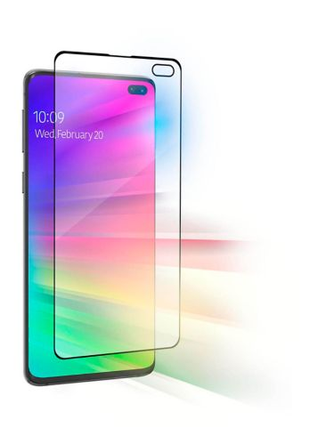 ZAGG InvisibleShield GlassFusion VisionGuard Hybrid Glass Screen Protector for Samsung Galaxy S10+ Product image