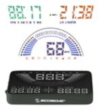 Scosche HeadsUp™ OBD GPS Display Combo, 5.8-in | Scoschenull