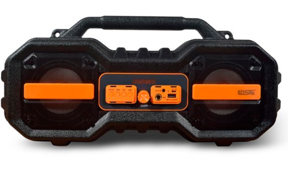Sondpex 60W Waterproof Jobsite Bluetooth Boombox Radio Product image