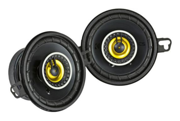 Kicker Coaxial Speakers, 3.5-in Product image