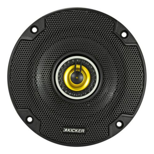 Kicker Coaxial Speakers, 4-in Product image