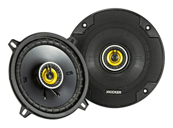 Kicker Coaxial Speakers, 5.25-in Product image