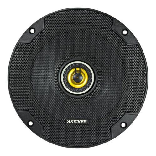 Haut-parleurs coaxiaux Kicker, 6 1/2 po Image de l'article