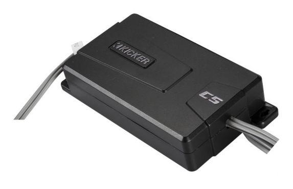 Composantes de haut-parleurs Kicker de 6 x 8 po avec haut-parleurs d'aigus de 3/4 po Image de l'article