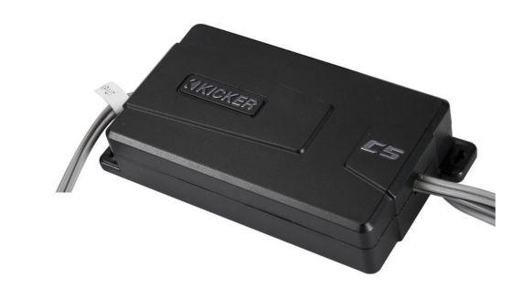 Composantes de haut-parleurs Kicker de 6 x 9 po avec haut-parleurs d'aigus de 3/4 po Image de l'article
