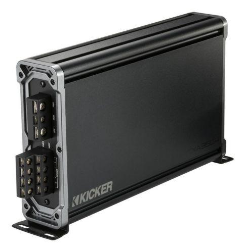 Amplificateurs à 4 canaux Kicker, 4 x 90 W, gamme complète Image de l'article
