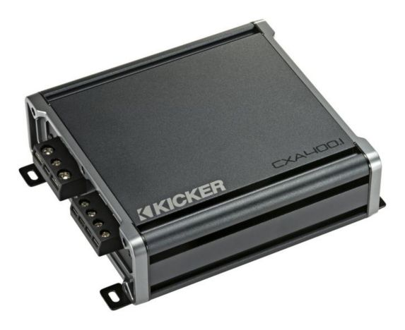 Amplificateur de caisson de graves mono Kicker, classe D, 400 W Image de l'article