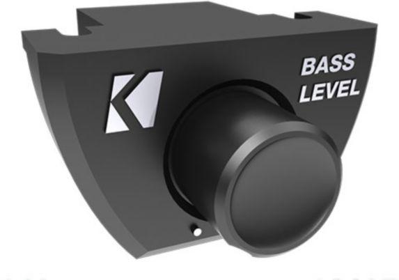 Télécommande Kicker pour amplificateurs Kicker CXA et DXA Image de l'article