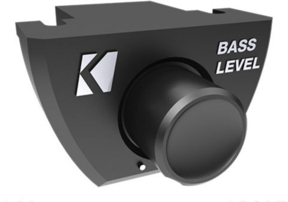 Kicker Remote Control for Kicker CXA & DXA Series Amplifiers Product image