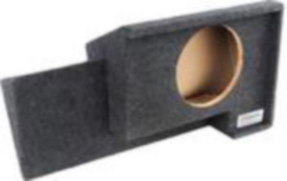 Caisson simple de haut-parleur Kicker ATREND pour GM à cabine allongée, 1988 à 1998, 10 po Image de l'article