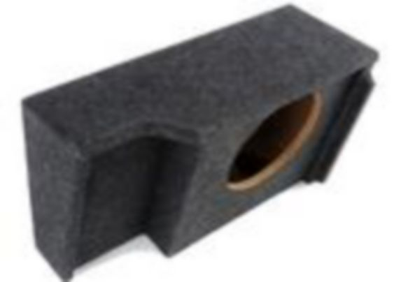 Kicker ATREND GM Extended '99-'07 Single Subwoofer Enclosure, 10-in Product image