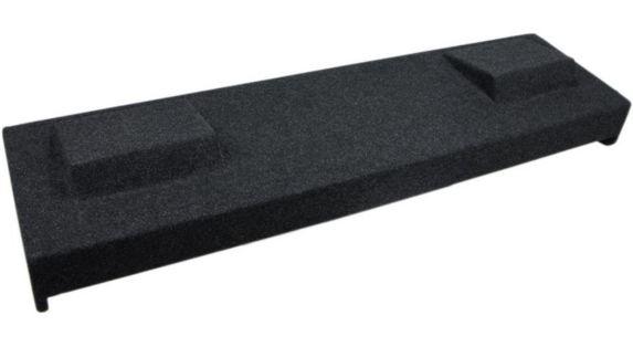 Caisson double de haut-parleur Kicker ATREND pour GM à cabine multiplace, 2014 et plus, 10 po Image de l'article