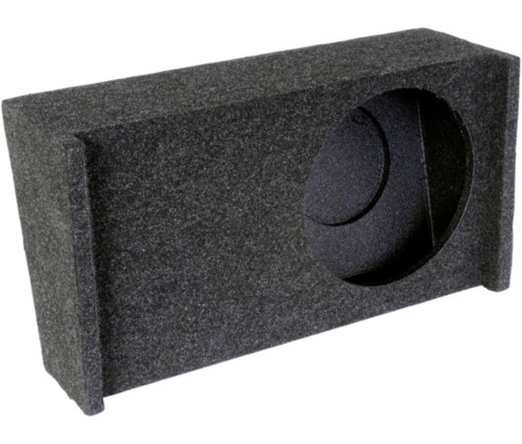 Kicker ATREND Ford F150 Extended '09 and Up Single Subwoofer Enclosure, 10-in Product image