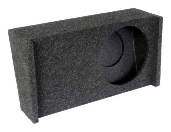 Kicker ATREND Ford F150 Extended '09 and Up Single Subwoofer Enclosure, 12-in Product image