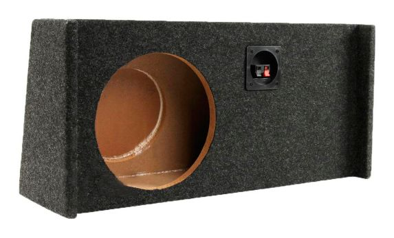 Kicker ATREND Ford F150 Super Crew '09-'14 Single Subwoofer Enclosure, 10-in Product image
