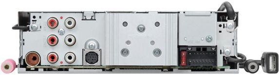 Lecteur de CD à simple DIN avec Bluetooth KenwoodKDC-BT572U Image de l'article