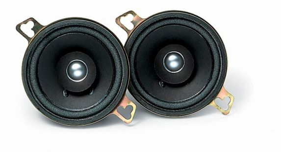 Kenwood KFC-835C 40W Sport Car Speaker, 3.5-in Product image