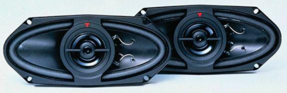 Kenwood KFC-415C 2-Way 160W Car Speaker, 4-in x 10-in Product image