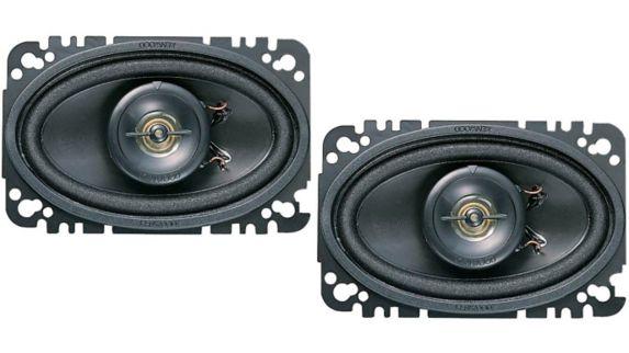 Haut-parleur pour l'auto 60W à 2voies KenwoodKFC-4675C, 4 x 6po Image de l'article