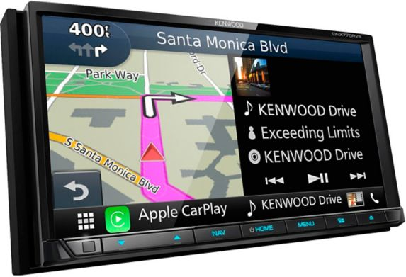 Kenwood DNX775RVS RV/Truck Navigation System with Bluetooth Product image