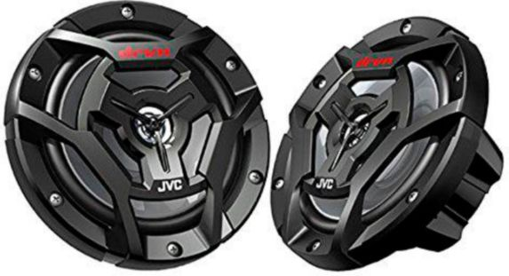JVC CS-DR6200M 2-Way Coaxial Marine Speakers, 6.5-in Product image