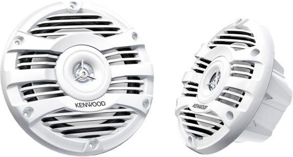 Kenwood KFC-1653MRW 2-Way Marine Speakers, 6.5-in Product image