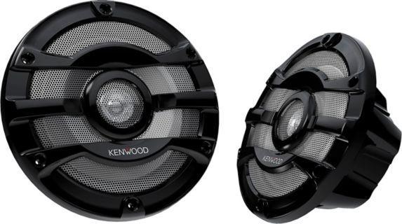 Kenwood KFC-2053MRB 2-Way Marine Speakers, 8-in Product image