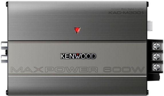 Amplificateur mono compact de classeD de Kenwood Image de l'article