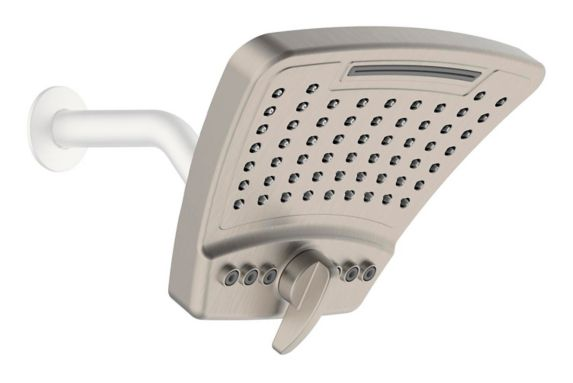Pomme de douche PULSE ShowerSpas Showerhead, nickel brossé Image de l'article