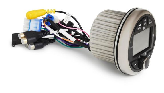 JBL PRV Gauge Style AM/FM/USB Bluetooth 4X45 Stereo Product image