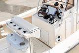 JBL 8-in 150W 2-Way Marine Speaker with RGB Lightning, White   JBLnull