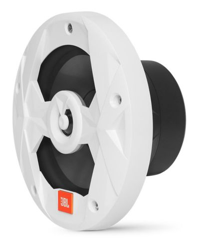 JBL 8-in 150W 2-Way Marine Speaker, White Product image
