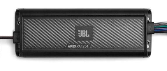 JBL  Apex PA1254 Marine 4-Channel Amplifier Product image