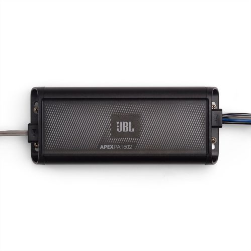 JBL Apex PA1502  Marine 2-Channel Amplifier Product image