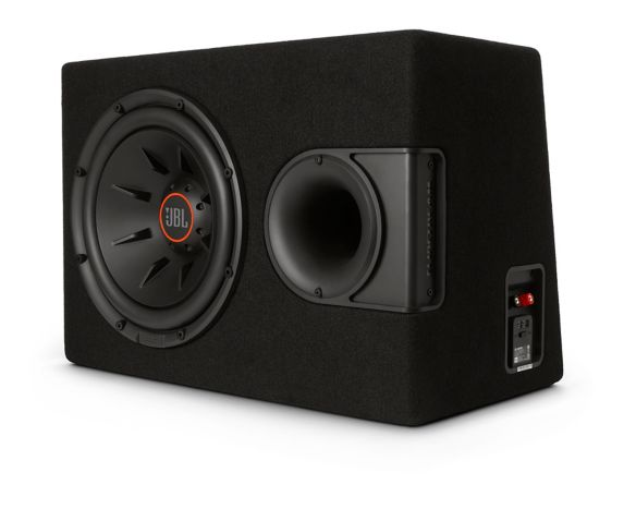 JBL S2-1024 10-in Loaded Subwoofer Enclosure Product image