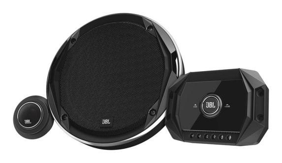 Système de haut-parleurs à composantes de qualité supérieure de JBL, 165mm (6 1/2po) Image de l'article