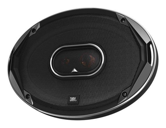 JBL 6x9-in Premium 3-Way Car Speakers Product image