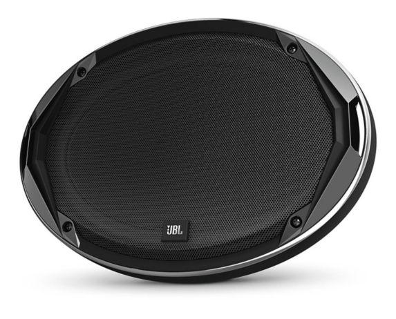 Système de haut-parleurs à composantes de qualité supérieure de JBL, 152x229mm (6x9po) Image de l'article