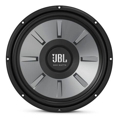 Caisson d'extrêmes graves pour automobile Stage 1010 de JBL, 254mm (10po) Image de l'article