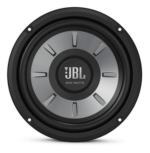 JBL Stage 810 Car Audio Subwoofer, 8-in Product image