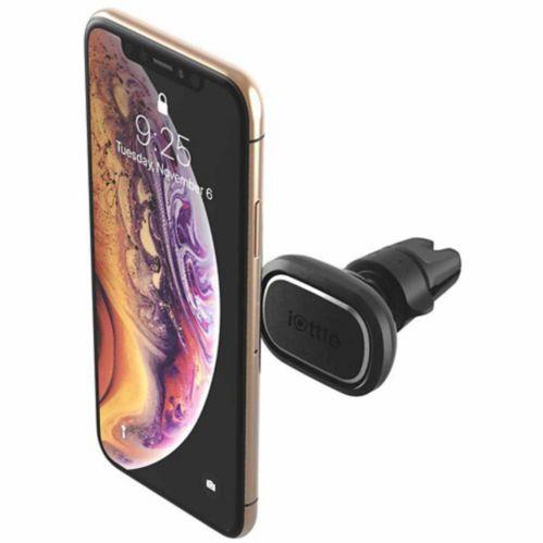Support à téléphone pour bouche d'air iOttie iTap Magnetic 2, noir Image de l'article